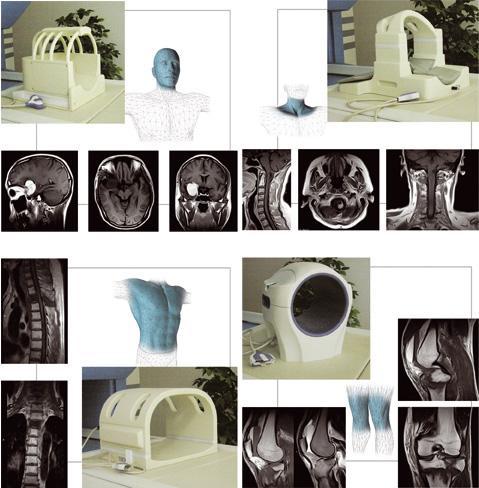 Магнитно-резонансный томограф открытого типа MPF 4500