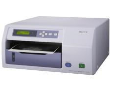 Термопринтер для получения твердых копий на термобумаге и пленке